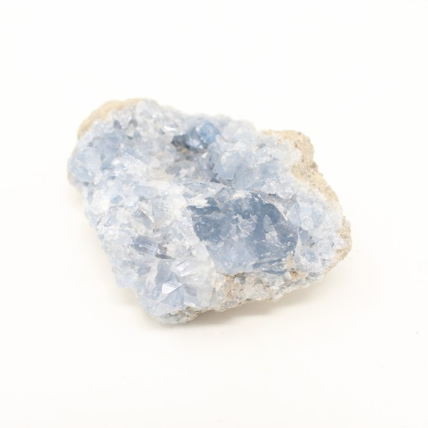 Positivity and Calmness Celestite Crystal Geode 2
