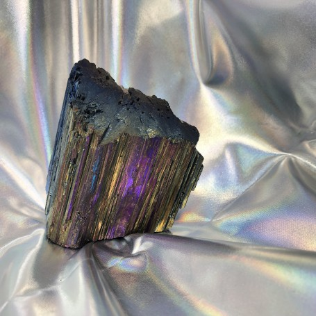 Rainbow Aura Black Tourmaline 2
