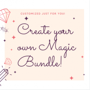 Create your Own Crystal Bundle for $50