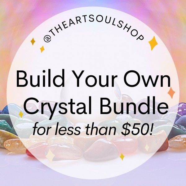 Build your Own Crystal Bundle for less than $50